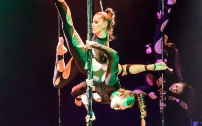 Ακόμα μία διάκριση του Vertical Divas στον διαγωνισμό φυσικής αγωγής